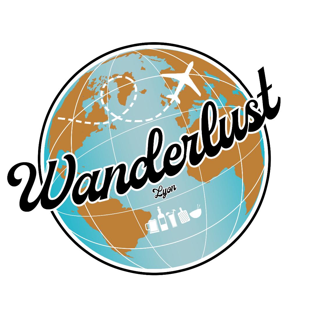logo wanderlust Lyon